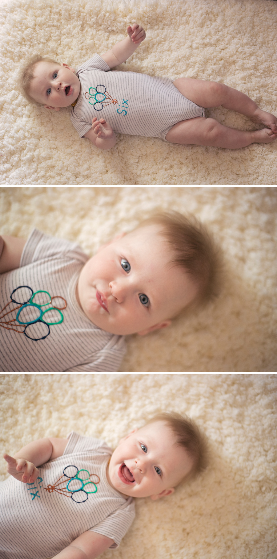 Edward | 6 month session | Marin County Photographer | Jessica Michelle Photo