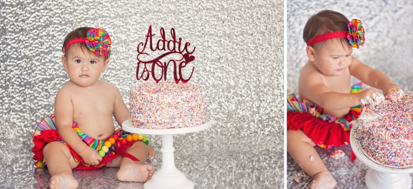 first_birthday_photo_session_rainbow_cake_smash