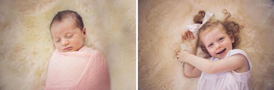 Sera's Newborn Baby Sister | Jessica Michelle Photo | Marin County,Ca
