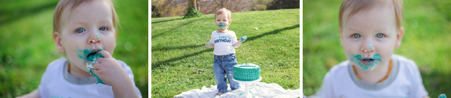 first_birthday_cake_smash_session_Marin_county_california_jessica_michelle_photo