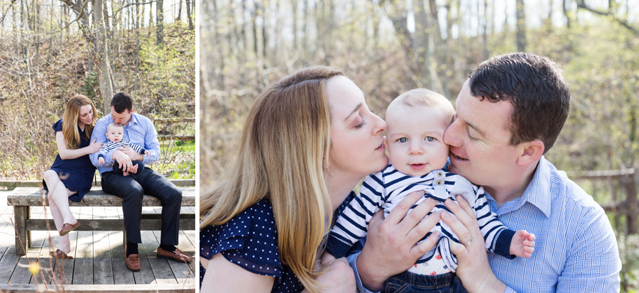 fun long island family session port jefferson new york avalon nature preserve