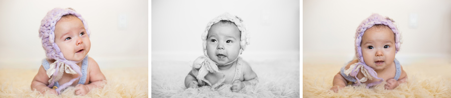 100 day old session long island child photographer port jefferson new york styled session