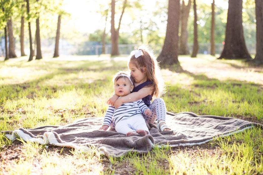 sunny outdoor park family session port jefferson new york long island family photographer