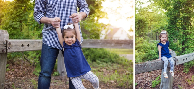fun outdoor park family session port jefferson new york long island family photograher